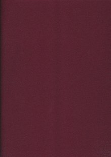 Bridal Satin - Polyester Burgundy