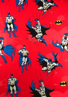 Chatham Glyn - Disney Cotton Fabric Batman.30