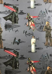 Chatham Glyn - Disney Cotton Fabric Force.55