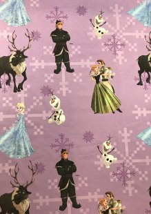 Chatham Glyn - Disney Cotton Fabric Anna 35