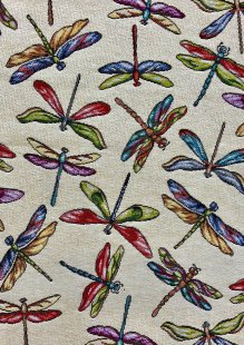 Chatham Glyn - New World Tapestry Dragonflys