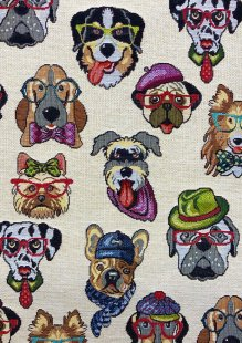 Chatham Glyn - New World Tapestry Dogs