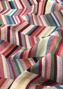 Chatham Glyn - New World Tapestry Zig Zag