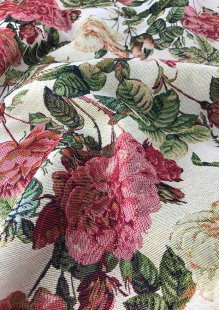 Chatham Glyn - New World Tapestry Rosal Floral