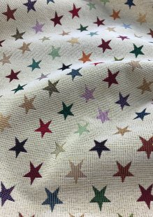 Chatham Glyn - New World Tapestry Lucero Stars