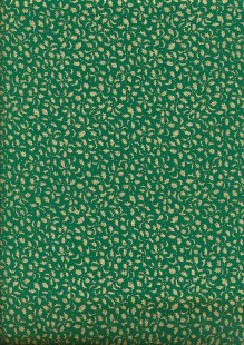 Fabric Freedom - Christmas Metallic FF523-3