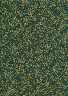 "Rose & Hubble 54"" Wide Christmas Fabric - 43"