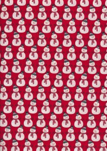 "Rose & Hubble 54"" Wide Christmas Fabric - 67"