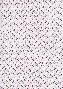 Fabric Freedom Cotton Lawn - st/2604b dsn 10 col 1