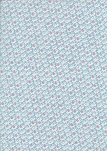 Fabric Freedom Cotton Lawn - st-2604a dno-6 col 1