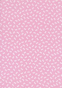 Quality Cotton Print - Bows 6