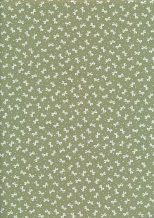 Quality Cotton Print - Bows 11