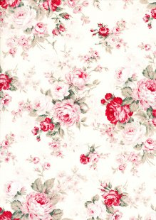 Quality Cotton Print - Floral 9