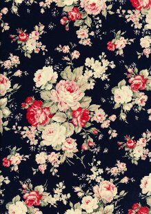 Quality Cotton Print - Floral 12