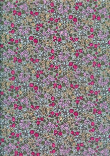 Quality Cotton Print - Floral 16