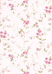 Quality Cotton Print - Floral 18