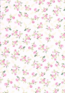 Quality Cotton Print - Floral 22
