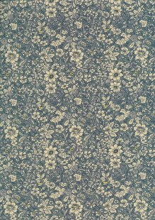 Rose & Hubble - Quality Cotton Print CP-0221 Dresden