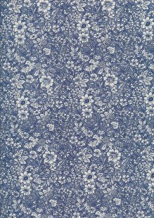 Rose & Hubble - Quality Cotton Print CP-0221 Delph