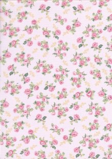Quality Cotton Print - CTS5614Pink