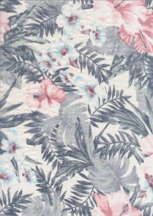 Fabric Freedom Cotton Rayon -  st/2604d dsn 9 col 1