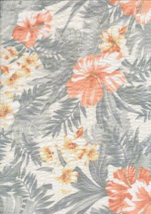 Fabric Freedom Cotton Rayon -  st/2604d