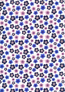 Craft Cotton Co - Japanese Floral 3