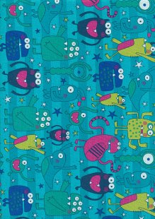Craft Cotton Co - Monsters Monsters Assorted