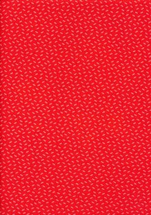 Craft Cotton Co - Essential Trends Bright Coral