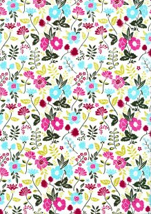 Craft Cotton Co - Floral Bouquet 2340-06
