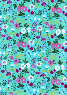Craft Cotton Co - Floral Bouquet 2340-07