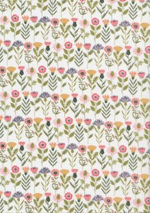 Daisy Mae By Poppie Cotton - 70100 col 106 White