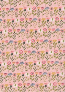 Daisy Mae By Poppie Cotton - 70100 col 107 Pink