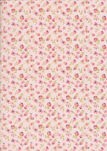 Daisy Mae By Poppie Cotton - 70100 col 110 Pink