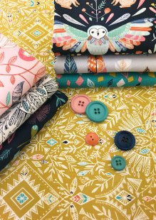 Dashwood Studio - Boho Meadow 7 x Fat 1/4 Pack