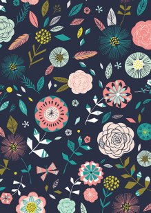 Dashwood Studio - Boho Meadow BOHO 1376