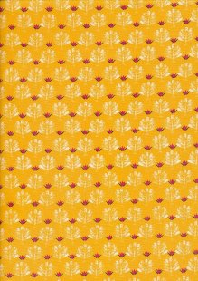 Dashwood Studio - Distant Dreams Pressed Flower Yellow DIDR 1192