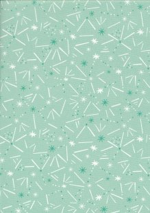 Dashwood Studio - Ditsies Mint 1443