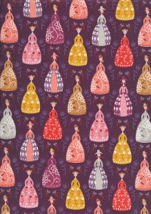 Dashwood Studio - Elinor 1550 Aubergine