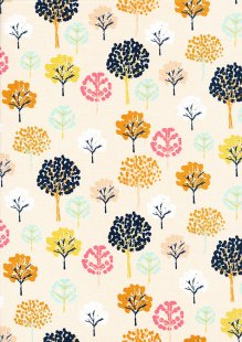 Dashwood Studio - Flock FLOK 1307 Trees