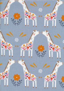 Dashwood Studio - Safari Meadow SAFA1366 Light Blue