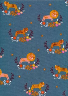 Dashwood Studio - Safari Meadow SAFA1367 Teal