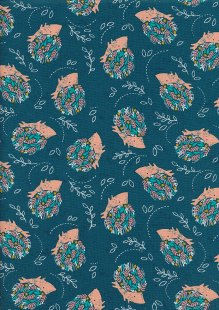 Dashwood Studio - Summer Breeze SBRZ 1656 Teal