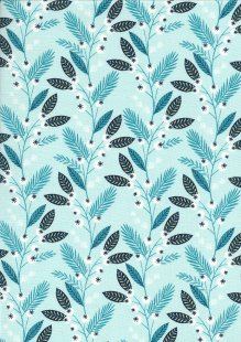 Dashwood Studio - Skogen SKOG 1534 Light Teal