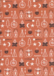 Dashwood Studio - Under The Stars STAR1561 rust
