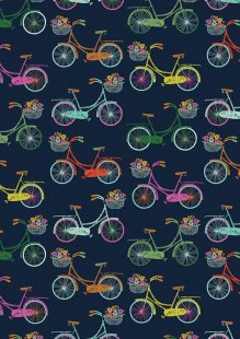 Dashwood Studio - Sweet Escape SUES 1186 - Summer Bicycles