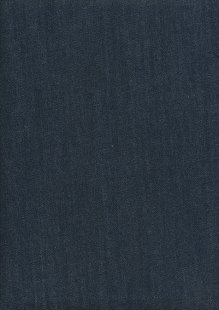 Fabric Freedom - Denim Black/Navy Stretch Medium Weight