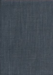 Fabric Freedom - Denim Grey Linen Look ST110 Medium Weight