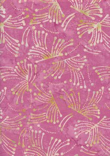Doughty's Exclusive Bali Batik - Headdress Pink