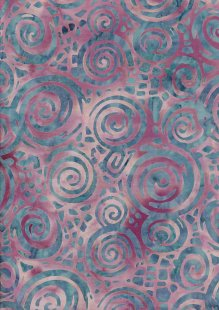 Doughty's Exclusive Bali Batik - Eddies Pink